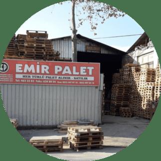ikinci el palet satan firmalar istanbul